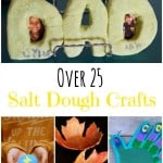 Over 25 Salt Dough Crafts!