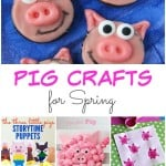 Pig Crafts for Spring