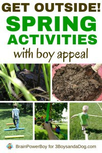 Get Outside with Awesome Activities for Spring