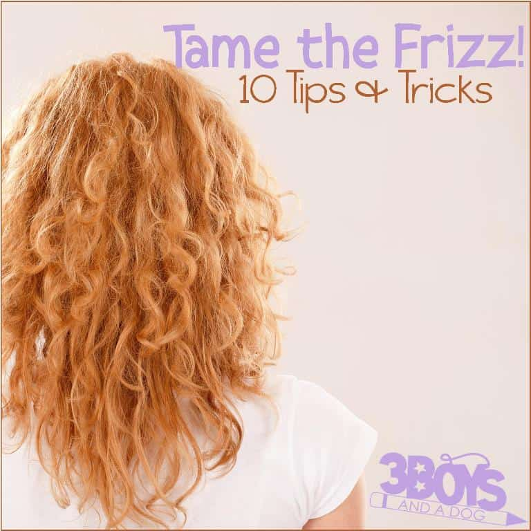 10 tips and tricks to avoid frizzy hair