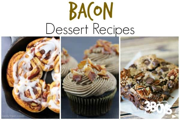 23 Bacon Dessert Recipes