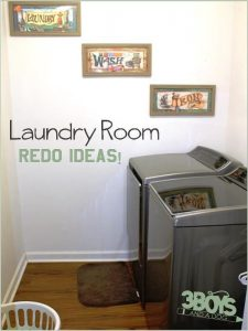 How To Redo Your Laundry Room