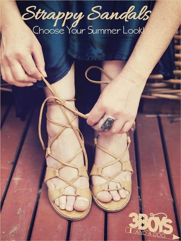 Strappy Sandals A Style for Everyone