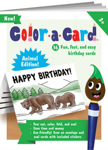 Color-a-Card Review (NYC)