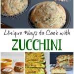 Over 28 Zucchini Recipes