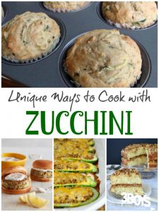 Over 28 Zucchini Recipes