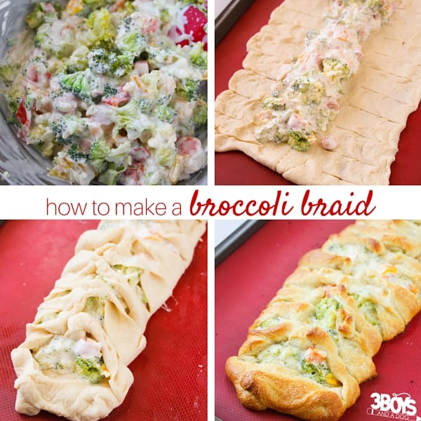 broccoli braid composite