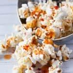 buffalo style hot popcorn recipe