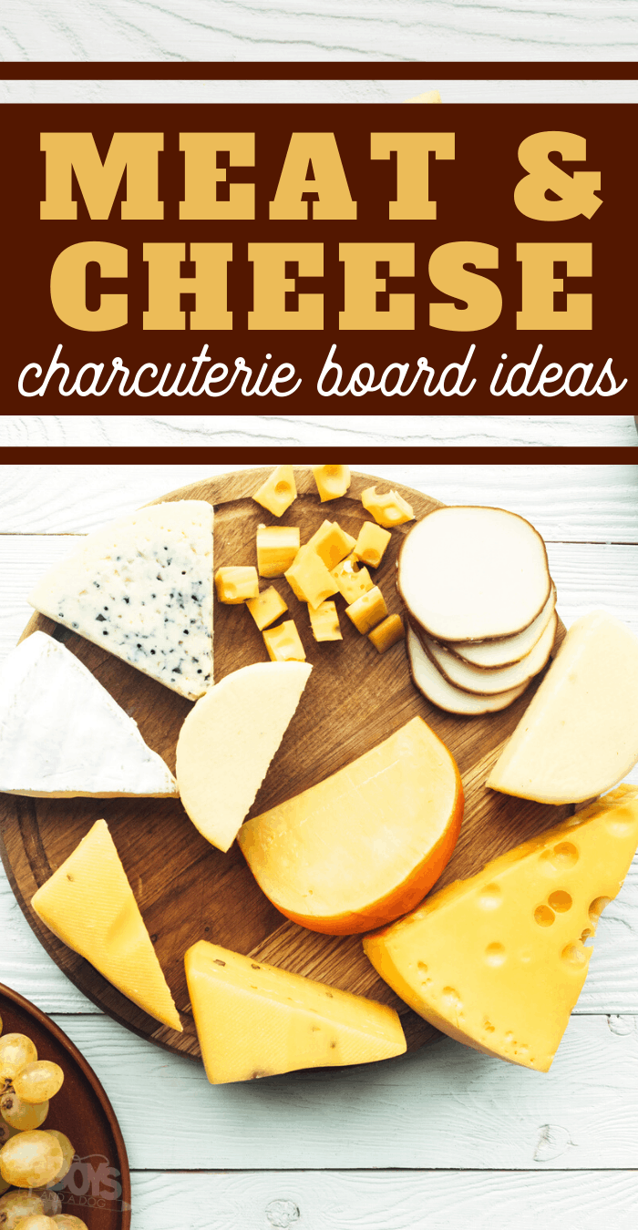 meat and cheese board ideas