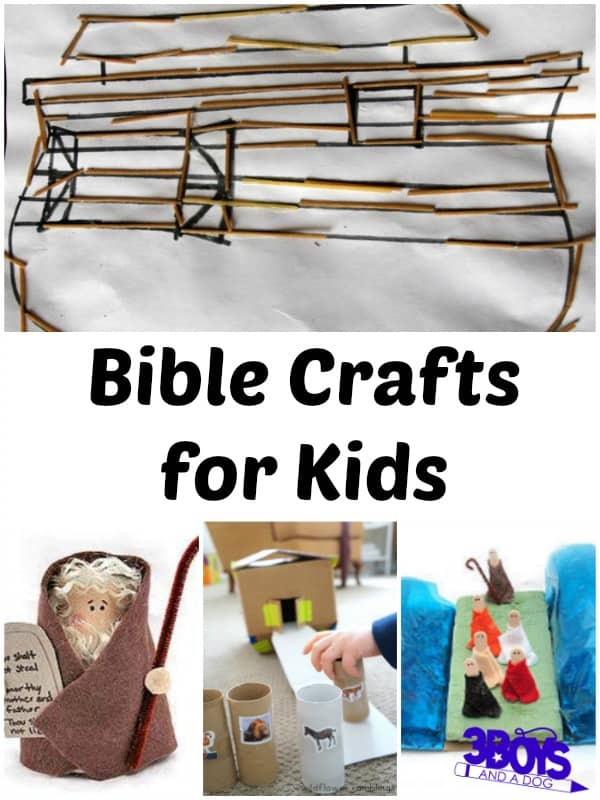 Pin printable bible crafts for kids on pinterest for Bible story crafts for kids