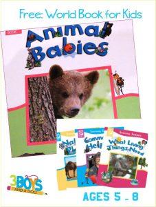 Homeschooling Prep:  World Book New Explorers for Kids