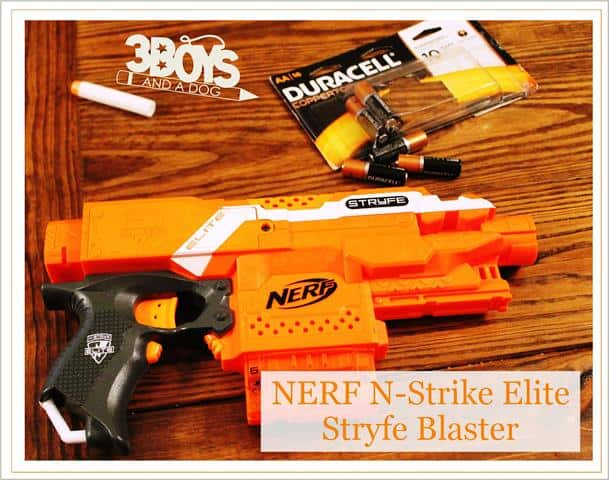 NERF N Strike Elite Stryfe Blaster