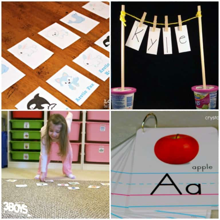 Over 50 Ways to Use Flashcards with Kids