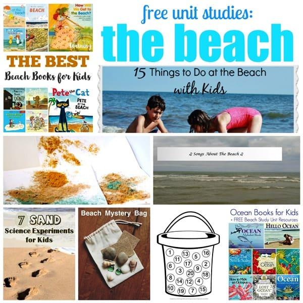 The Beach Unit Study