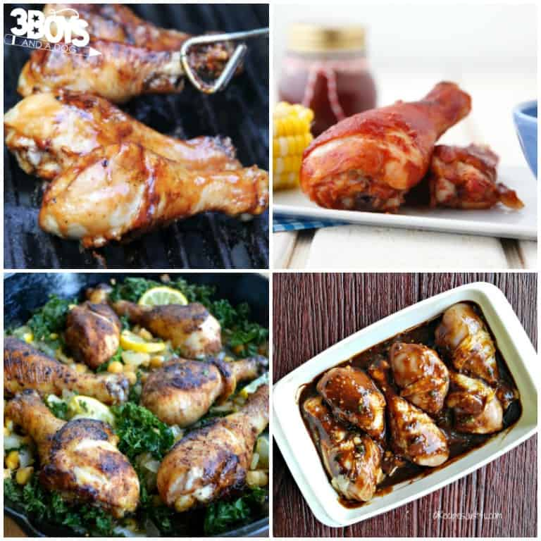 Chicken Leg Recipes to Try