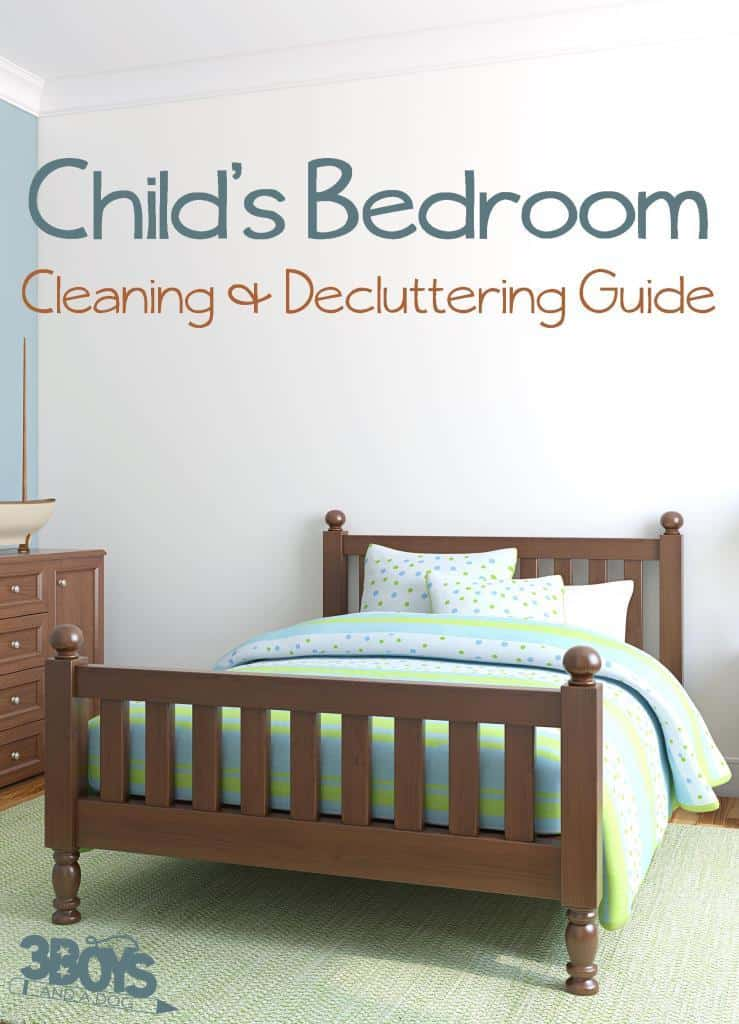 The Ultimate Cleaning and Decluttering Guide for Kid's Rooms