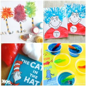 Homeschooling Prep: Dr. Seuss Book Club