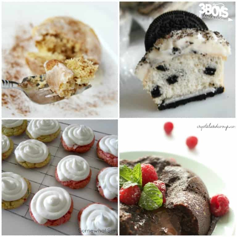 Easy Cake Mix Recipe Ideas to Try