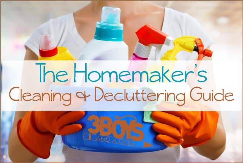 Generic Cleaning Tips and Tricks