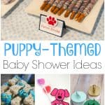 Puppy Themed Baby Shower Ideas