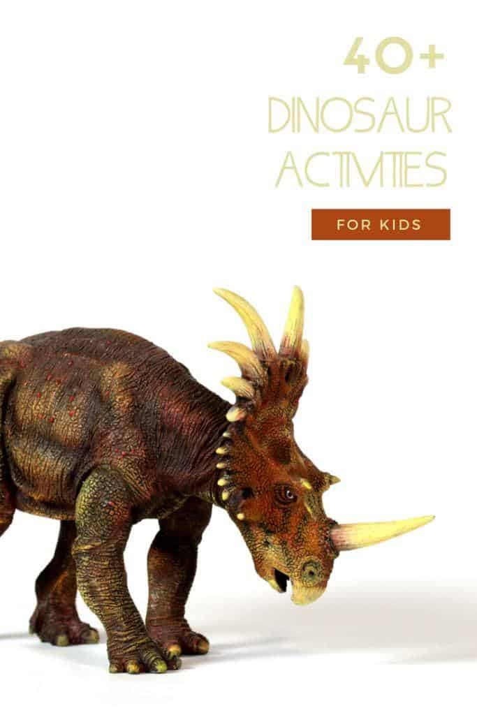 Dinosaur crafts and activities for kids