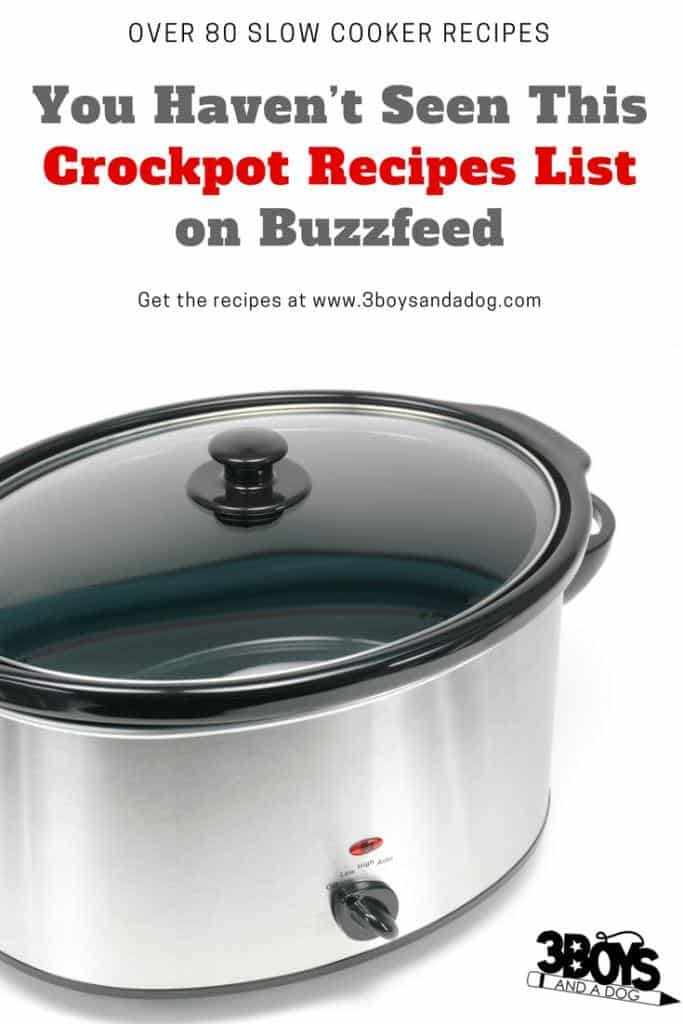 Over 80 slow cooker recipes for dinner breakfast and more