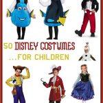 50 Disney Halloween Costumes
