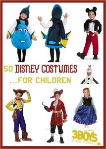 50 Disney Halloween Costumes