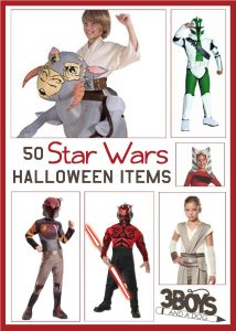50 Star Wars Costumes