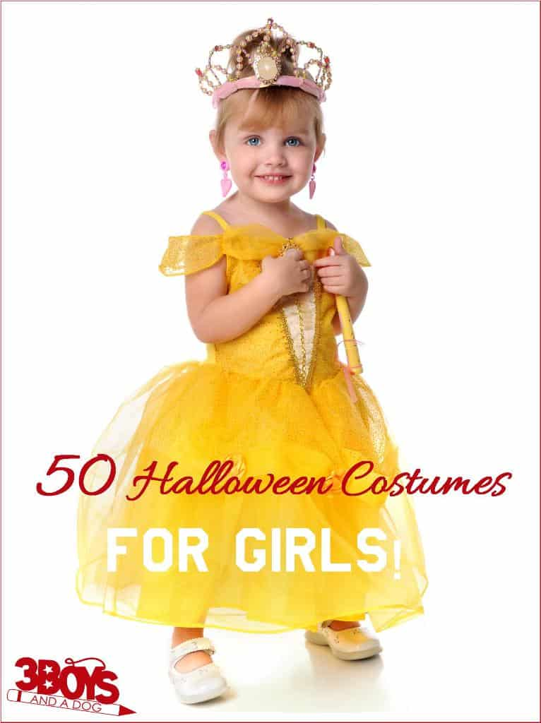 adorable and spooky halloween costume ideas for girls