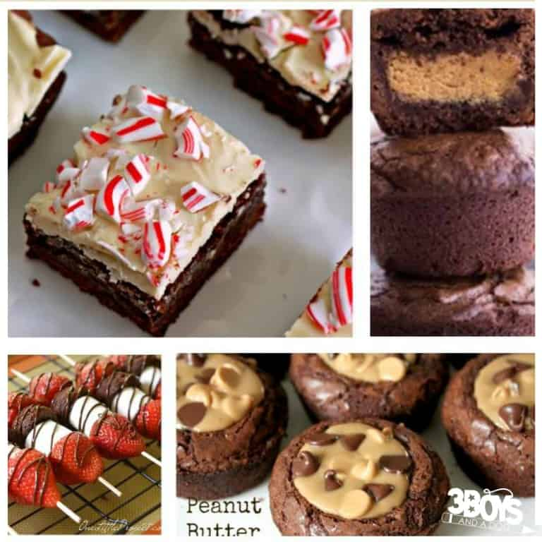 Brownies for a Crowd Recipes