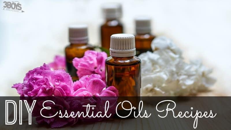 DIY Essential Oils Recipes