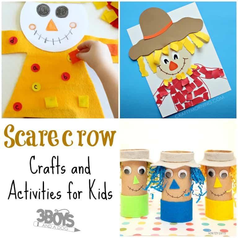 Fun Scarecrow Activities for Kids