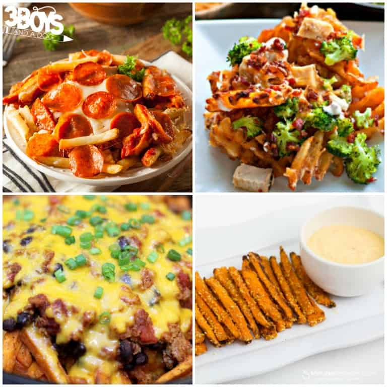 More Than 20 Ways to Top Steak Fries
