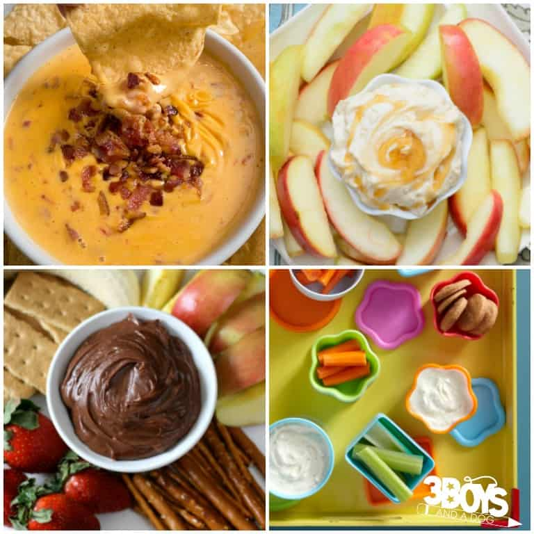 More Than 30 3 Ingredient Dip Recipes