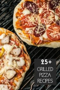 indoor or outdoor grilled pizza recipes