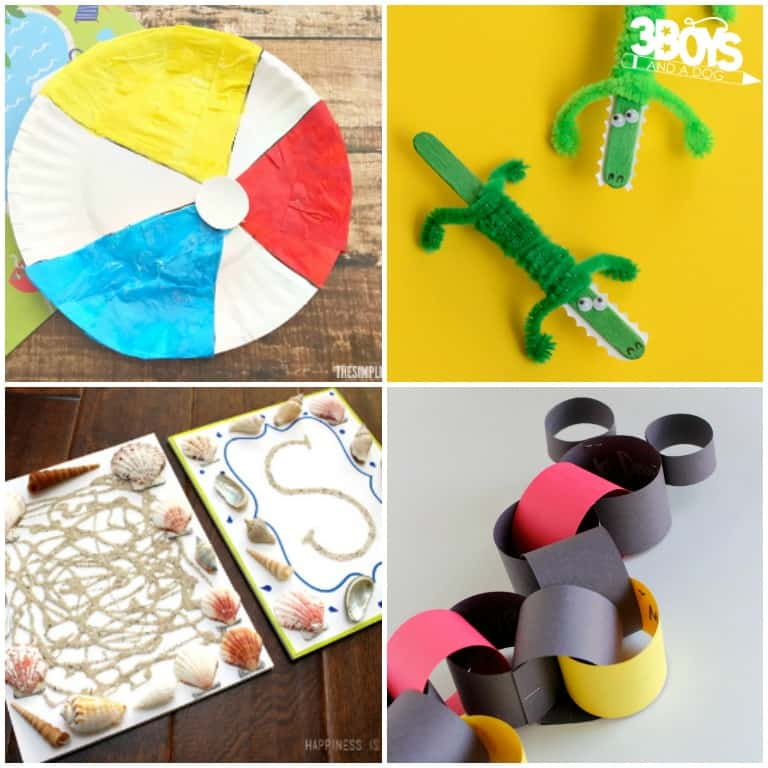Crafts about Florida for Kids
