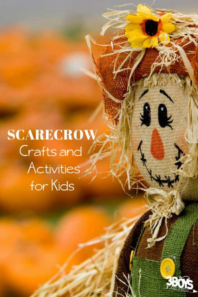 Fall Scarecrow Crafts and Activities for Children