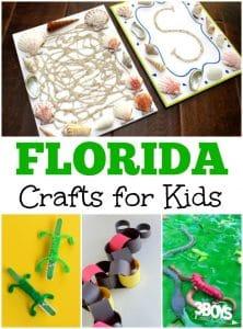 Florida Crafts for Kids