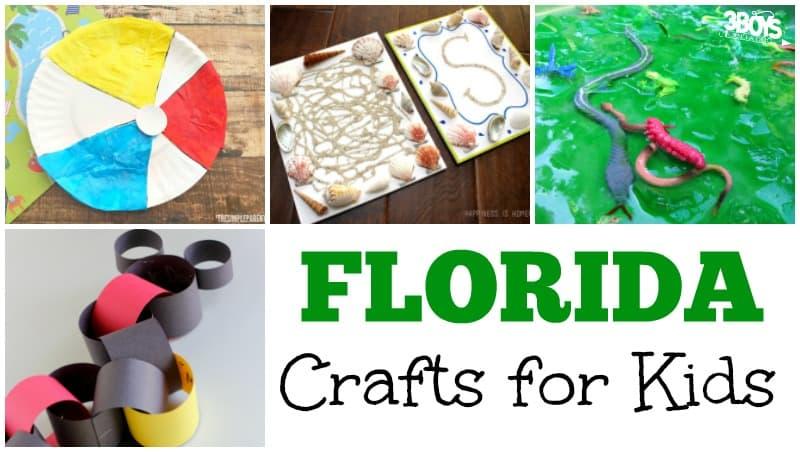 Fun Florida Crafts for Kids