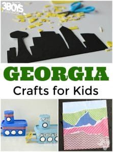 Georgia Crafts for Kids