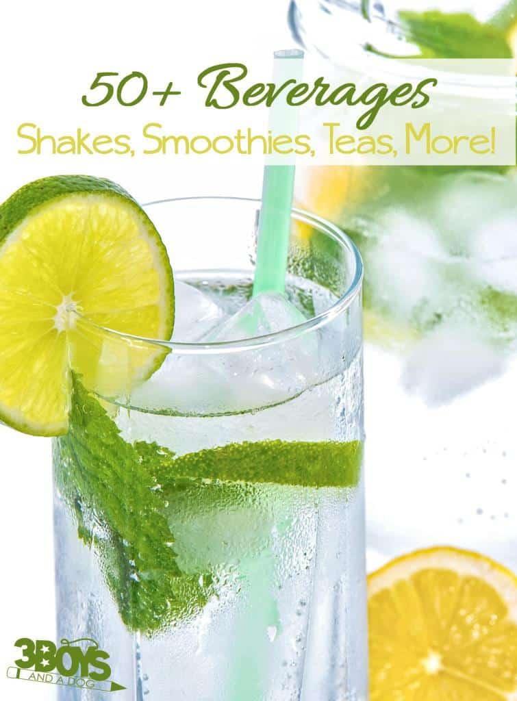 Beverages Drink Recipes