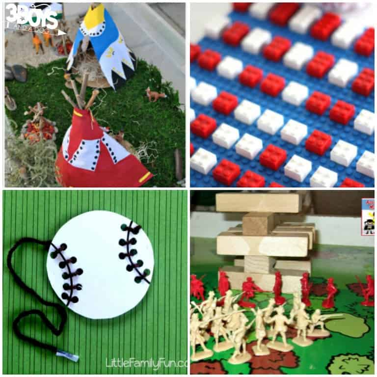 Crafts about Massachusetts for Kids