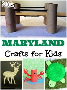 Maryland Crafts for Kids