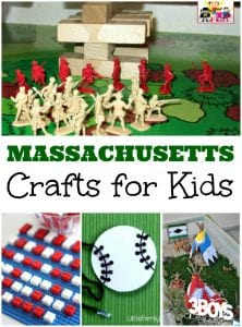 Massachusetts Crafts for Kids