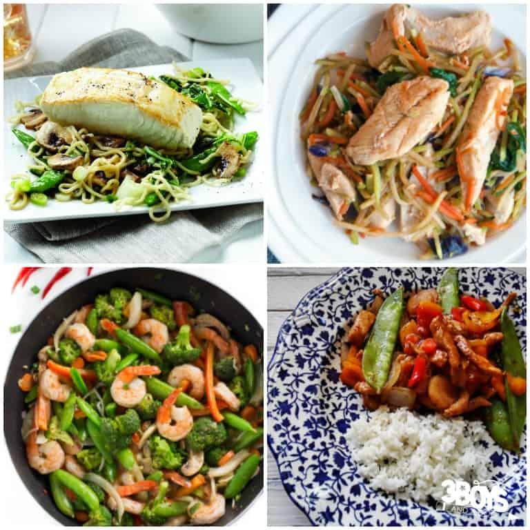 Over 25 Stir Fry Recipes