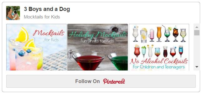 mocktails on pinterest