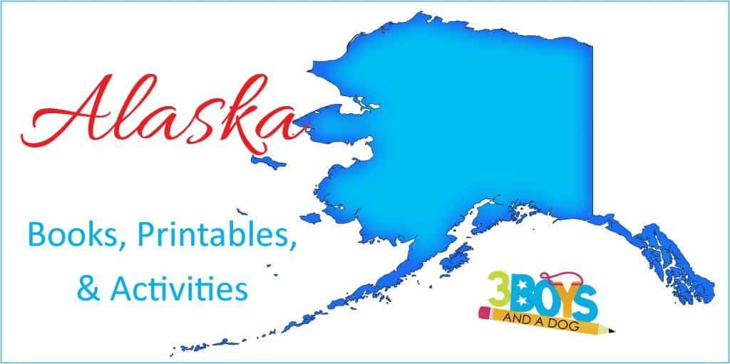 Alaska Books Printables and Activities for Kids