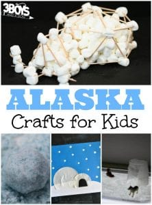 Alaska Crafts for Kids
