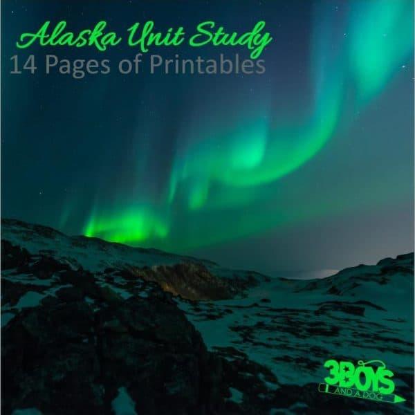 Alaska State Unit Study.sq